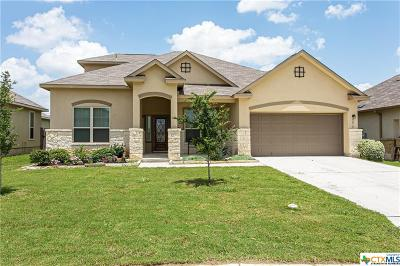 New Braunfels Single Family Home For Sale: 5614 Briar Knoll