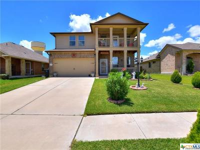 Killeen Single Family Home For Sale: 6403 Clear Brook Drive