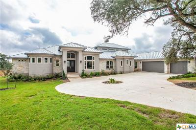 New Braunfels Single Family Home For Sale: 221 Copper Trace