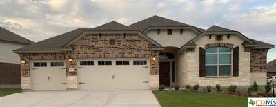 Belton Single Family Home For Sale: 5631 Fenton Lane