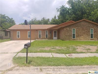 Copperas Cove Single Family Home For Sale: 1001 Randa Street
