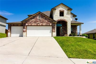 Copperas Cove Single Family Home For Sale: 1910 Mike Drive