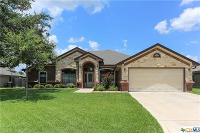 Harker Heights Single Family Home For Sale: 1109 Dry Ridge Road
