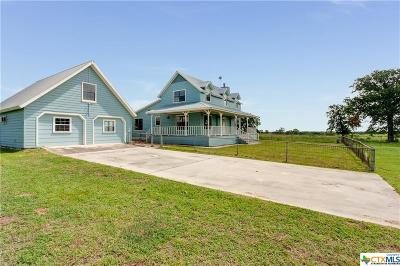 Guadalupe County Single Family Home For Sale: 2400 Elm Creek Road