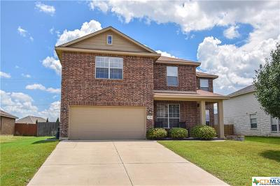 Harker Heights Single Family Home For Sale: 828 Red Fern Drive