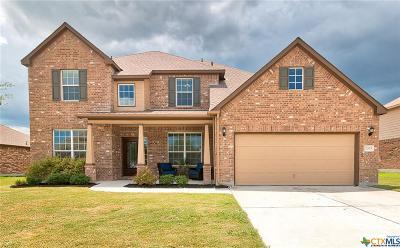 Killeen Single Family Home For Sale: 7005 Gemstone