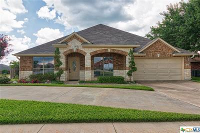 Killeen Single Family Home For Sale: 5706 Tourmaline Drive