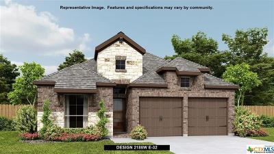 New Braunfels Single Family Home For Sale: 635 Arroyo Dorado
