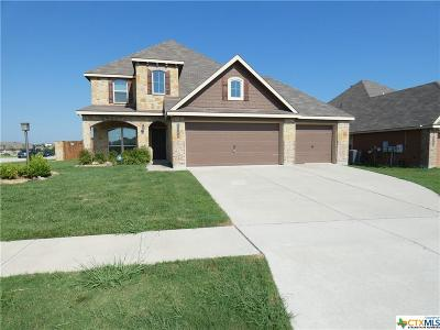 Killeen Single Family Home For Sale: 6306 Louise Lane
