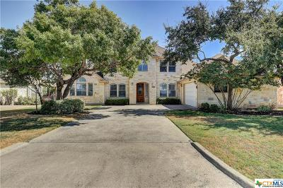 Leander Single Family Home For Sale: 2108 First View
