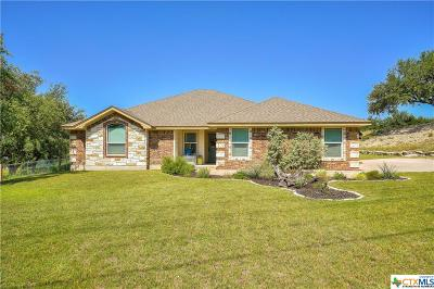 Copperas Cove Single Family Home For Sale: 2307 Big Divide Road