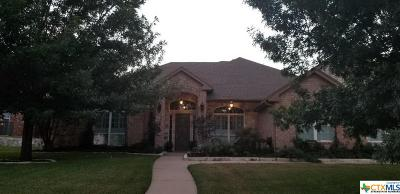 Harker Heights  Single Family Home For Sale: 3006 Fieldwood Drive