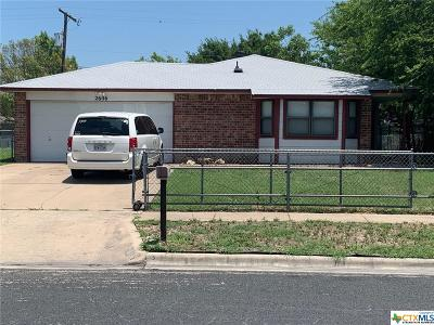Killeen Single Family Home For Sale: 2606 Boyd Avenue