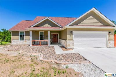 Canyon Lake Single Family Home For Sale: 294 Primrose Path