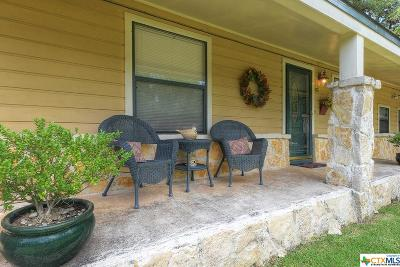 Canyon Lake Single Family Home For Sale: 478 Lighthouse