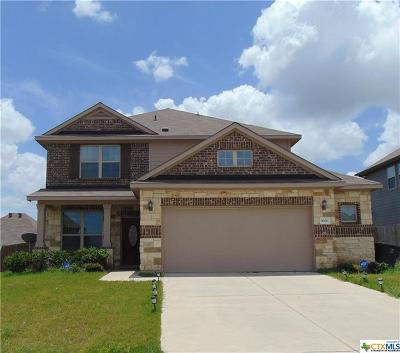 Killeen Single Family Home For Sale: 5900 Taffinder