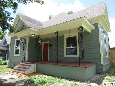 Temple Single Family Home For Sale: 114 N 6th Street