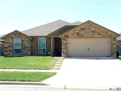 Killeen  Single Family Home For Sale: 7005 American West Drive