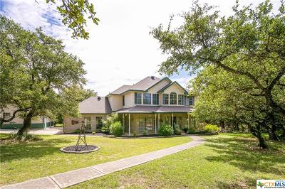 Bulverde Single Family Home For Sale: 1901 Brand Road