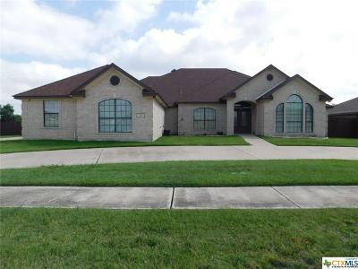 Killeen Single Family Home For Sale: 1801 Excel Drive