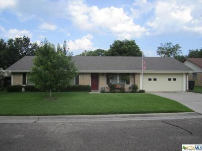 Temple, Belton Single Family Home For Sale: 3810 Rosemary Lane