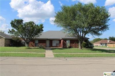 Killeen Single Family Home For Sale: 2001 Sandstone Drive