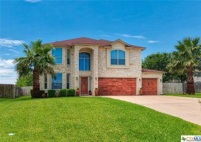 Harker Heights Single Family Home Pending: 246 Scarlet Lane