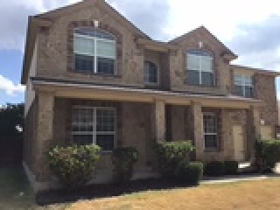 Killeen Single Family Home For Sale: 4808 Birmingham Circle