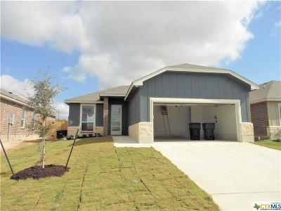 Temple TX Single Family Home For Sale: $165,000