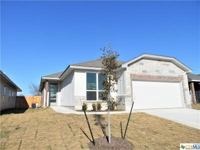 Temple TX Single Family Home For Sale: $199,400