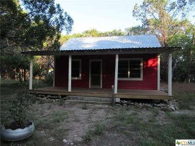 Lampasas County Single Family Home For Sale: 996 County Road 3830