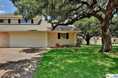 Salado Condo/Townhouse For Sale: 3901 Chisholm Trail #9