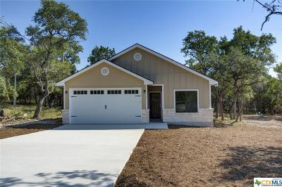 Spring Branch Single Family Home For Sale: 161 Lamplight