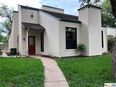 Hays County Condo/Townhouse For Sale: 10 Townhouse Circle