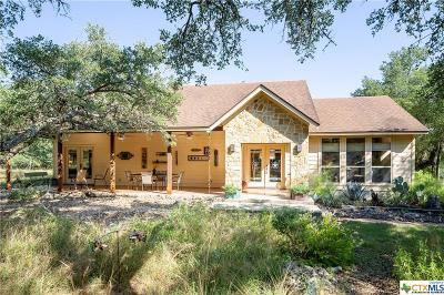 San Marcos Single Family Home For Sale: 700 Cascade Trail