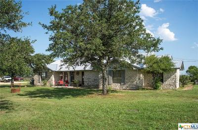 Coryell County, Falls County, McLennan County, Williamson County Single Family Home For Sale: 1400 W Fm 487