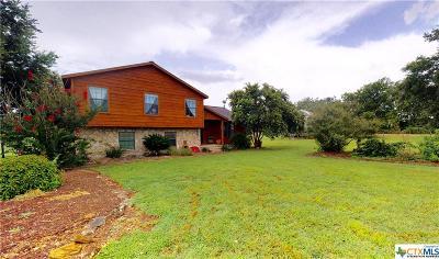 Single Family Home For Sale: 135 Engelmann Lane
