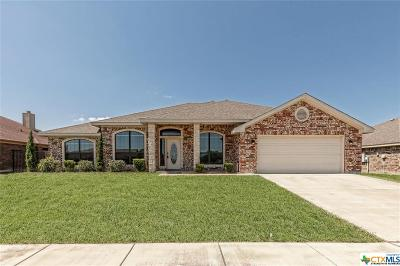 Killeen Single Family Home For Sale: 1302 Granex Drive