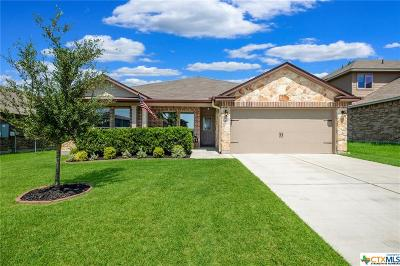 Killeen Single Family Home For Sale: 6309 Mustang Creek Road