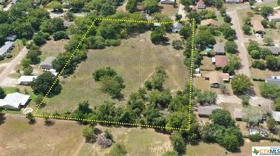 Coryell County Residential Lots & Land For Sale: 703,705 And 707 Golf Course Road