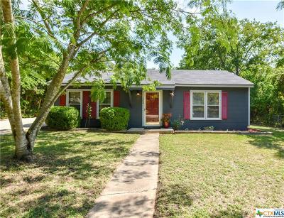Nolanville Single Family Home For Sale: 104 E Lorrie Avenue