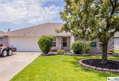 Temple, Belton Single Family Home For Sale: 6525 Brooks Drive