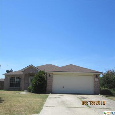 Harker Heights Single Family Home For Sale: 700 Bighorn Drive