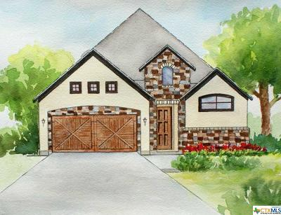 New Braunfels Single Family Home For Sale: 921 Gruene Place Drive
