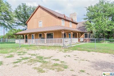 Lampasas County Single Family Home For Sale: 3868 County Road 3210