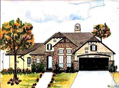 New Braunfels Single Family Home For Sale: 949 Gruene Place Drive
