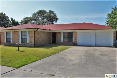 Copperas Cove Single Family Home For Sale: 1225 Craig Street