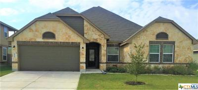 New Braunfels Single Family Home For Sale: 858 Cypress Mill