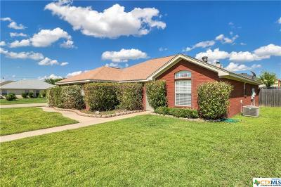 Killeen TX Single Family Home For Sale: $129,900