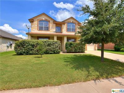 Killeen TX Single Family Home For Sale: $220,000
